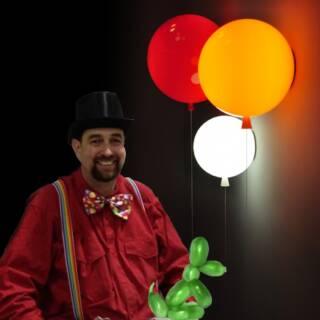 the balloon dude