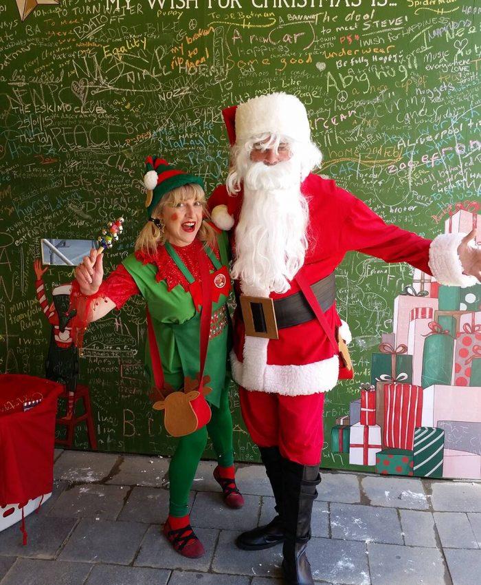 Christmas-Santa-and-Elf